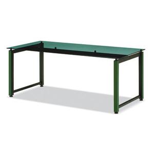 K1 회의용테이블(직사각)-그린 / K1T