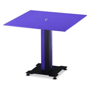 메탈릭 바이올렛 사각 탁자 / KESQ900BV1