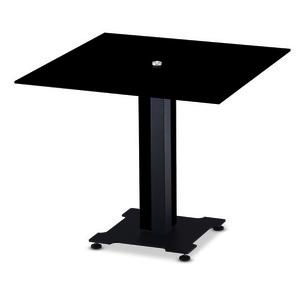 메탈릭 블랙 사각 탁자 / KESQ900BB6