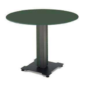 메탈릭 그린 원형 탁자 / KER1000BG3