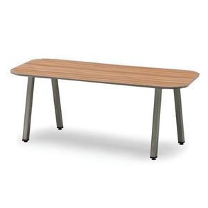 회의테이블(말굽다리)-몰딩 / TF-TATM